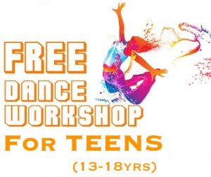 Free Dance Workshops